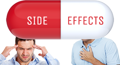 Side effects of prescription medicines
